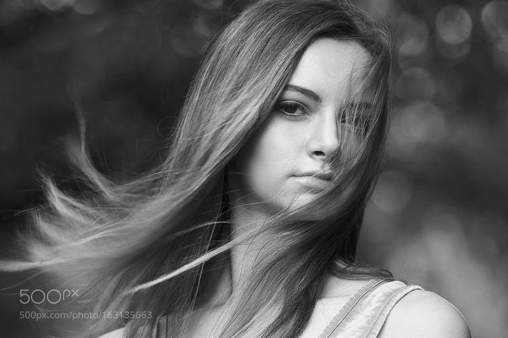 Wind in the Hair by MeyerOptik