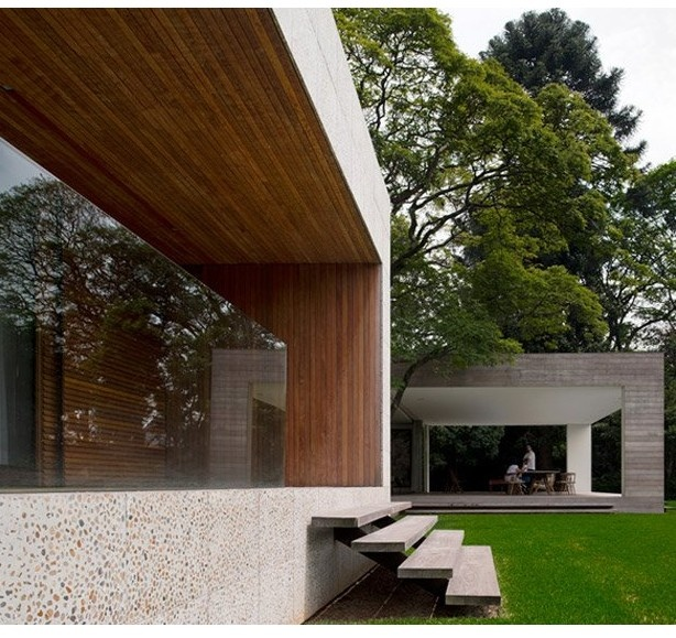 Grecia House By Isay Weinfeld ArchitectureArchitecture Interior DesignResidential TumblrContemporary
