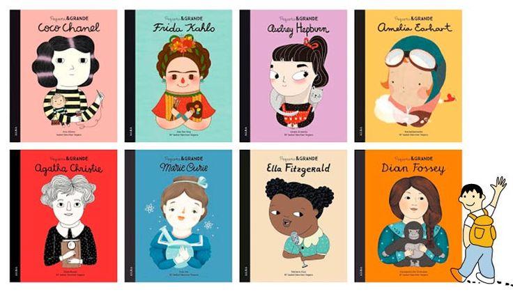 Colección Antiprincesas. Libros infantiles para educar en la igualdad. Libros feministas para niños niñas. Cuentos para trabajar la igualdad de genero en la infancia