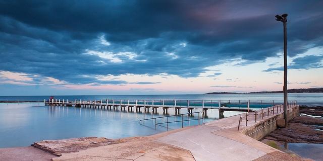 Narrabeen Beach NSW  by Matt•Anderson, via Flickr