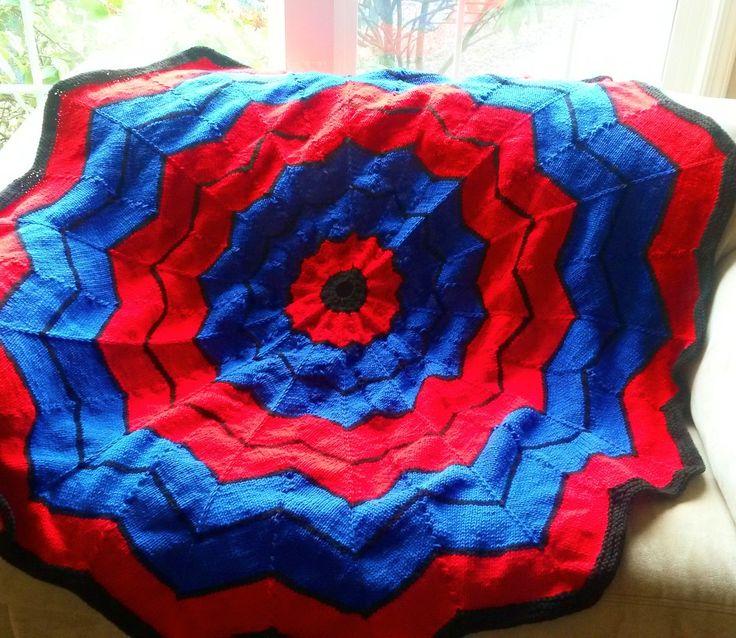 Spider-Man blanket (sold)