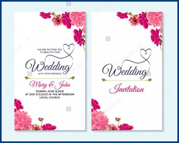 Why You Should Not Go To Formal Invitation Card Template Blank Formal Invitation Card Templ Di 2020