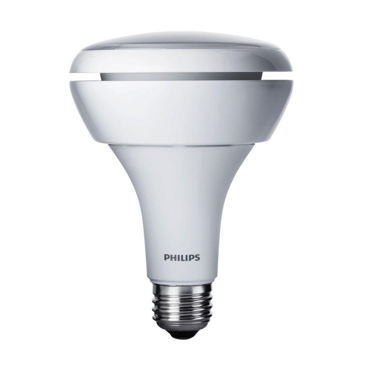 Philips 65W Equivalent Soft White (2700K) BR30 Dimmable