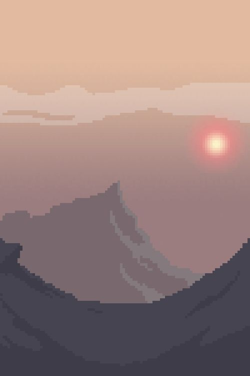 talewise:  Misty Mountains, backdrop practice.