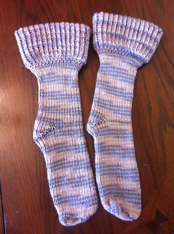 Mulberry tall boot socks size 8