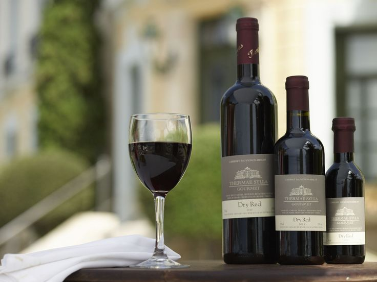 #ThermaeSylla produces a gourmet & tasty #wine!