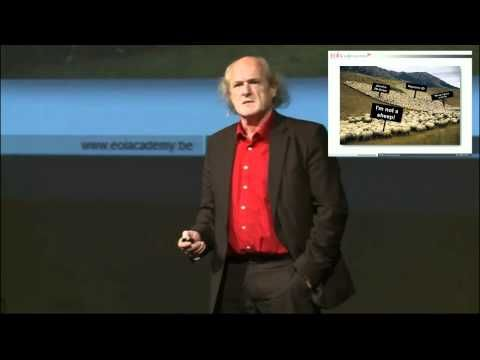 "▶ ""You are a sheep!"" - Keynote by Jef Staes - YouTube"