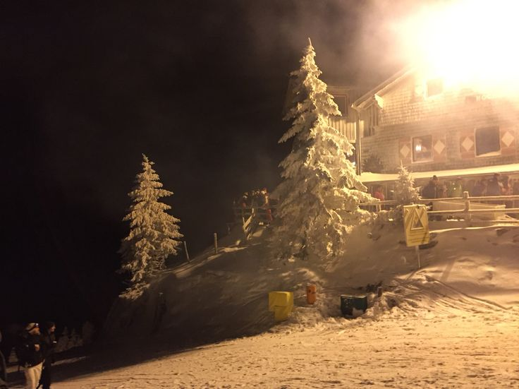 New year night in Schladming