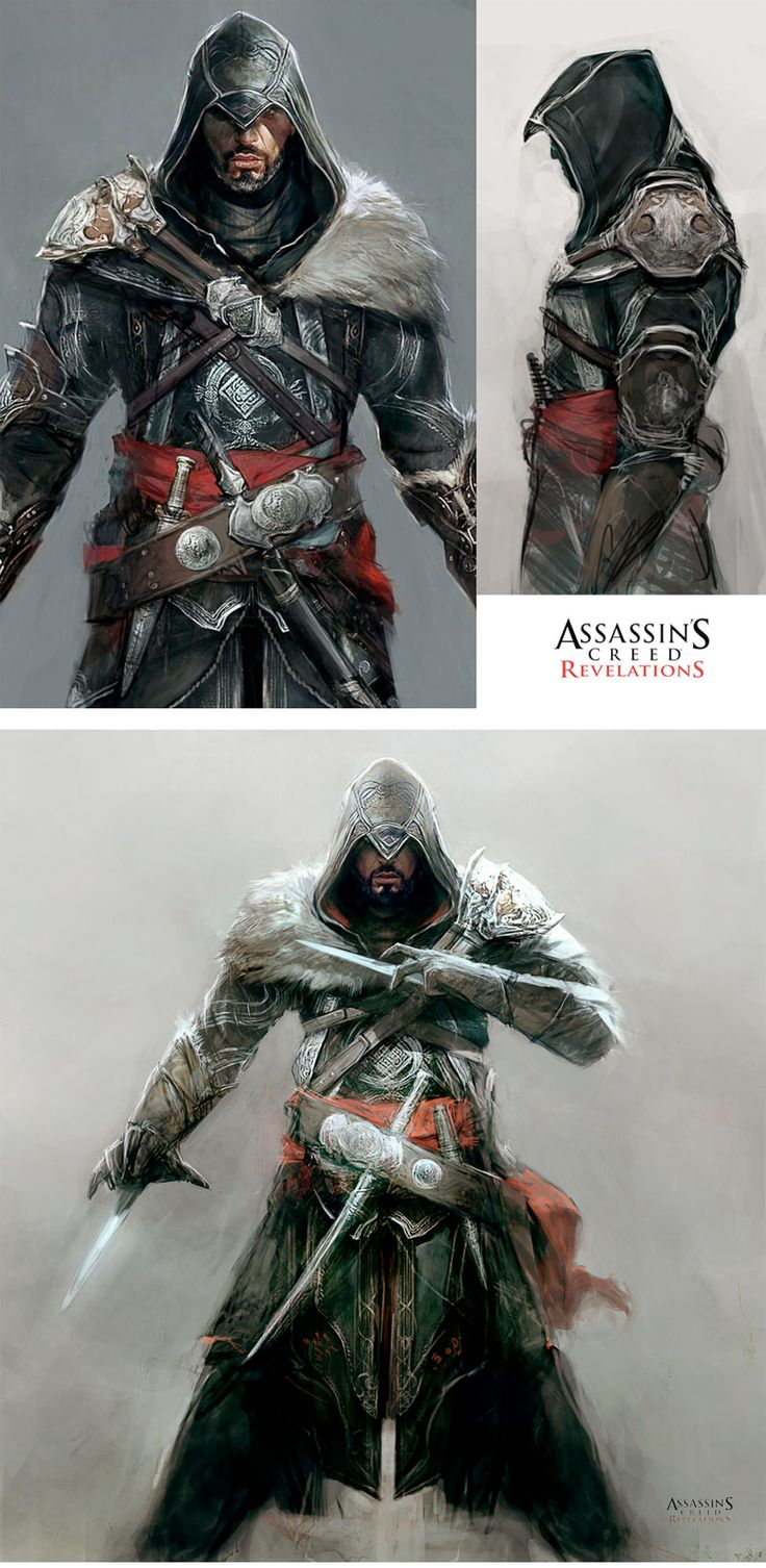 Snow White e Assassins Creed, por Jeff Simpson