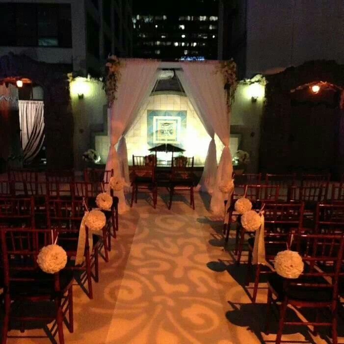 wedding venues on budget los angeles%0A Oviatt Penthouse Los Angeles  outdoorweddings  gobo  levelweddings