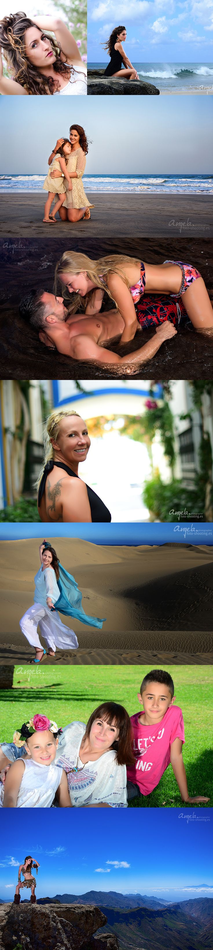 photoshoots on the canary islands