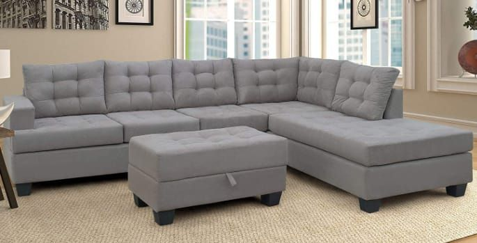 Pin On Sectional Sofas Under 500dollars