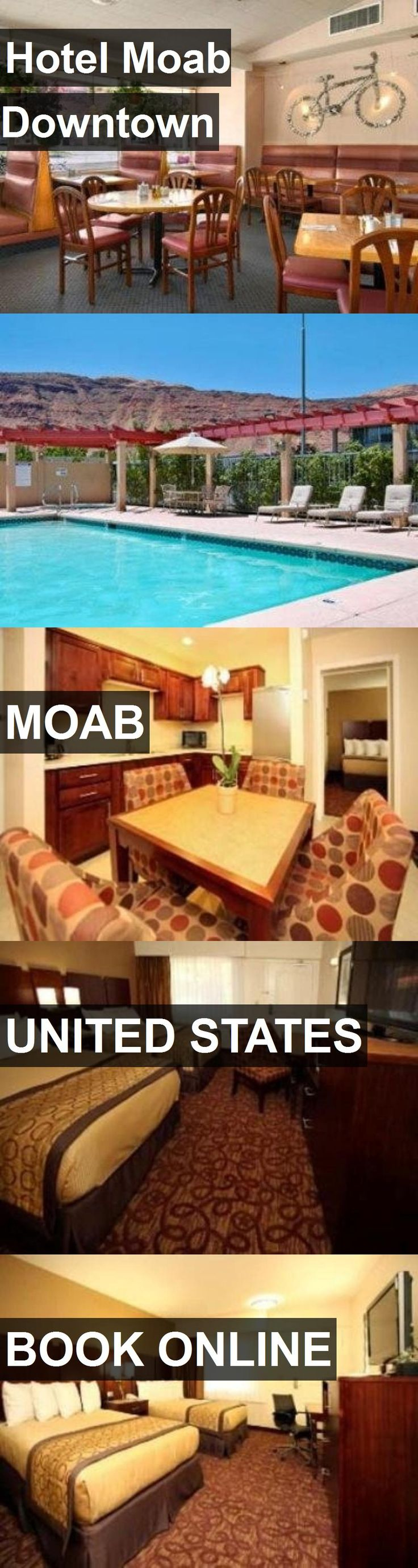 Hotel Hotel Moab Downtown in Moab, United States. For more information, photos, reviews and best prices please follow the link. #UnitedStates #Moab #HotelMoabDowntown #hotel #travel #vacation