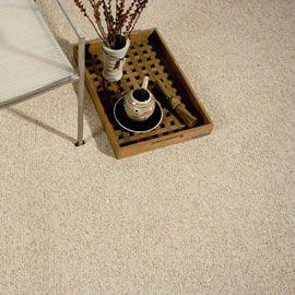Moquette bouclée Berber Agadir beige 4 m pour fabriquer mon tapis sur mesure