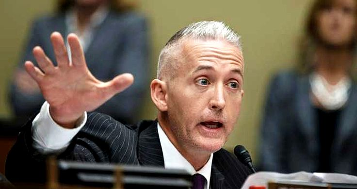 Pentagon Attacks Trey Gowdy, Because He Refuses To Abandon Persecution Of Hillary… He Needs Your Support