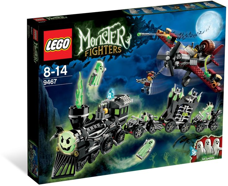 9467 The Ghost Train