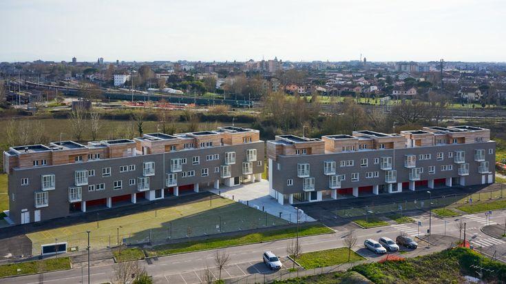 SOCIAL HOUSING ROMEA – Picco Architetti