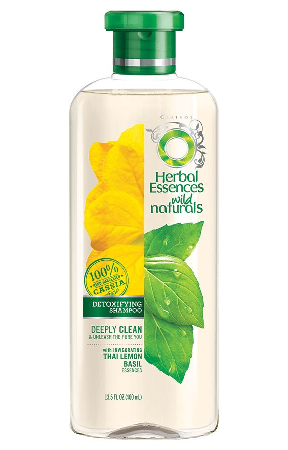 Wild Naturals Detoxifying Shampoo | Herbal Essences