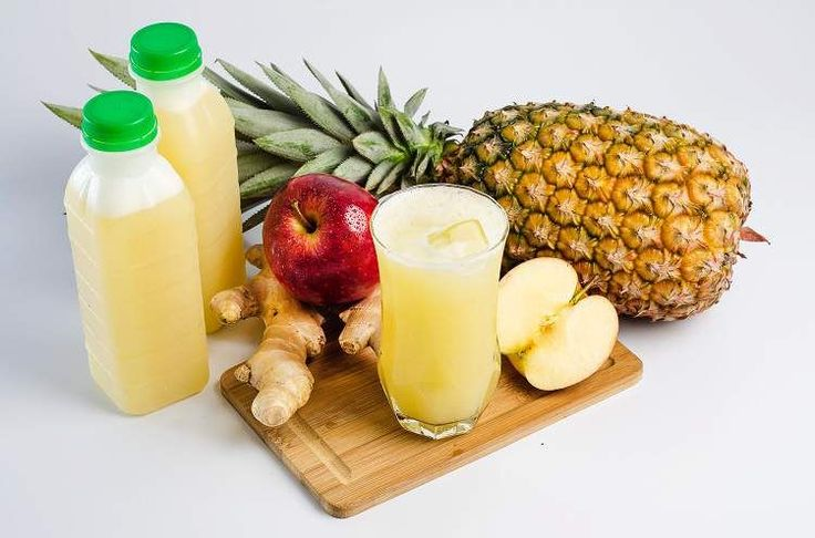 Receita de suco detox para eliminar gorduras localizadas