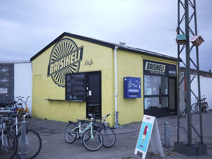 Copenhagen Bicycle Rental - Baisikeli (SUPER CHEAP!)