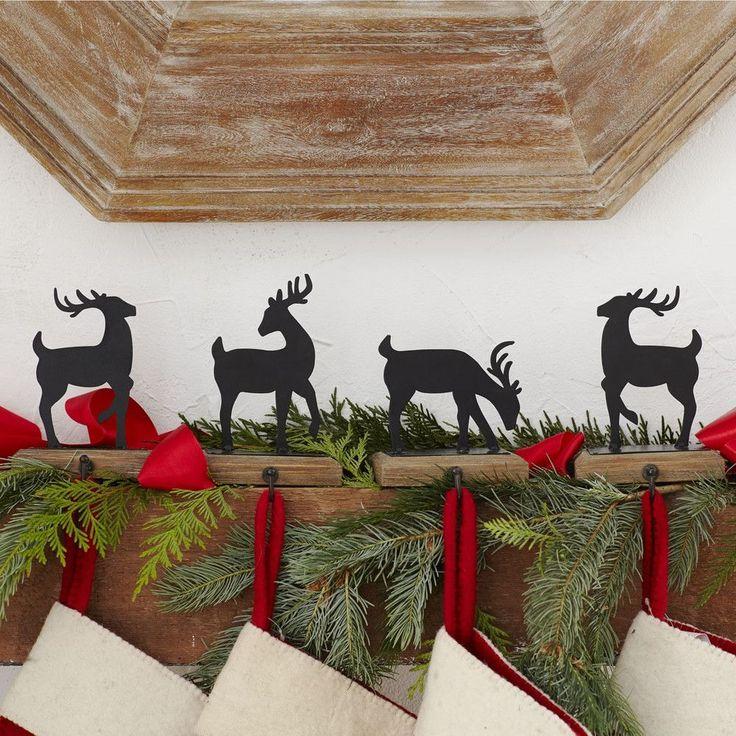 Best 10+ Stocking holders ideas on Pinterest   Christmas ...