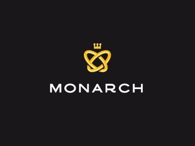 Monarch Logo Design | Luis Lopez Grueiro