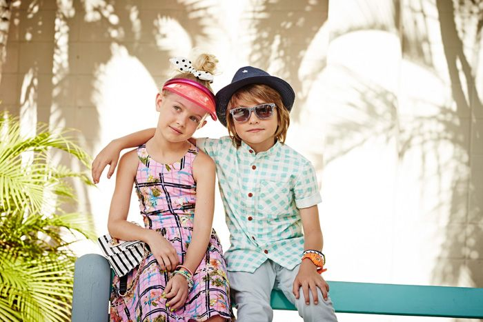 River Island Kids Summer 2014 Campaign - mini:licious by wendy lam
