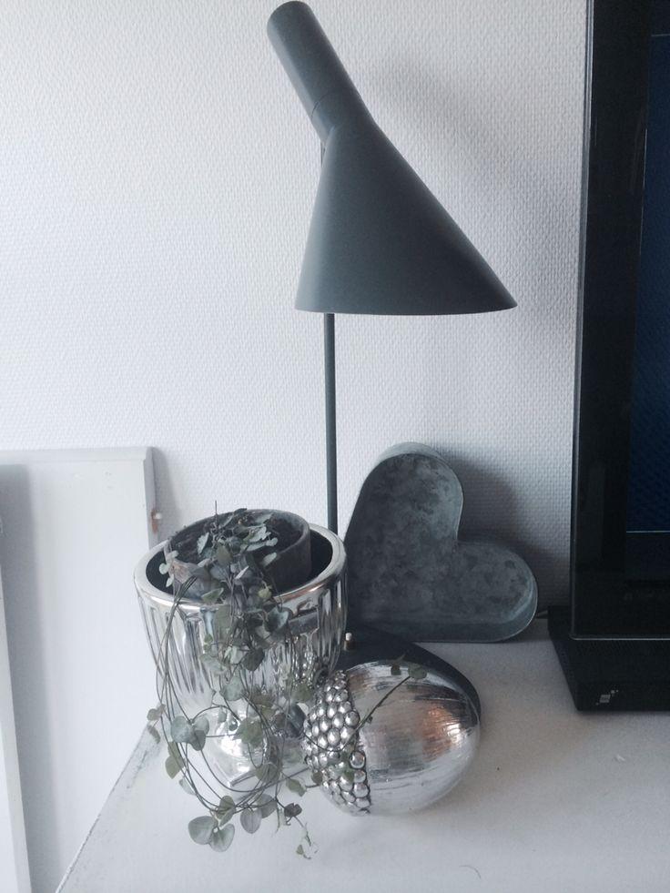 Arne Jacobsen, fransk landstil blandet med design...