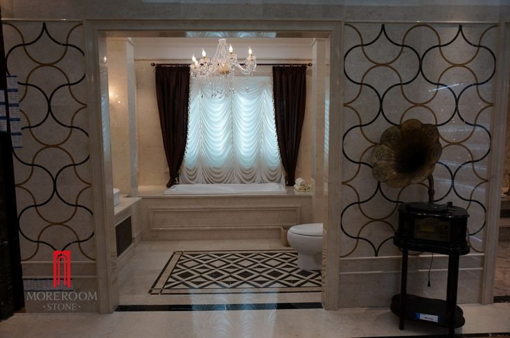 Laminated Marble Tile  Composite Stone Slab  Foshan Moreroom Stone Co.,Ltd www.moreroomstone.com