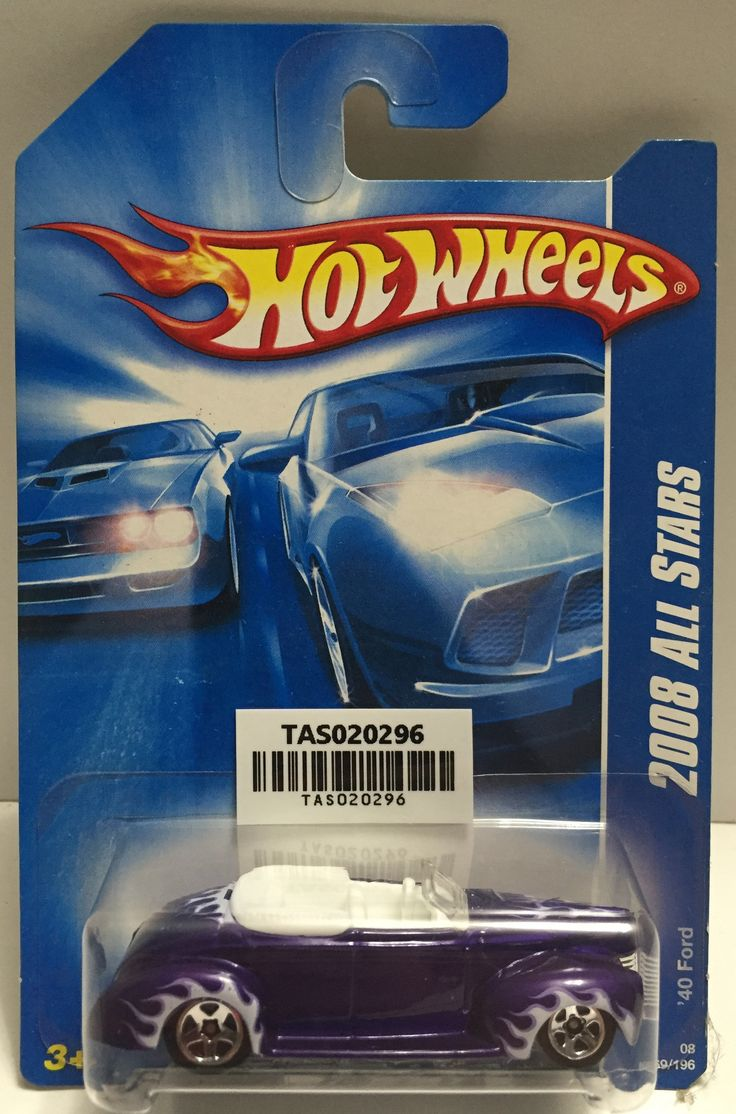 This just in at The Angry Spider Vintage Toy Store: TAS025621 - Matte...  Check it out here! http://theangryspider.com/products/tas025621-mattel-hot-wheels-die-cast-2007-40-ford?utm_campaign=social_autopilot&utm_source=pin&utm_medium=pin