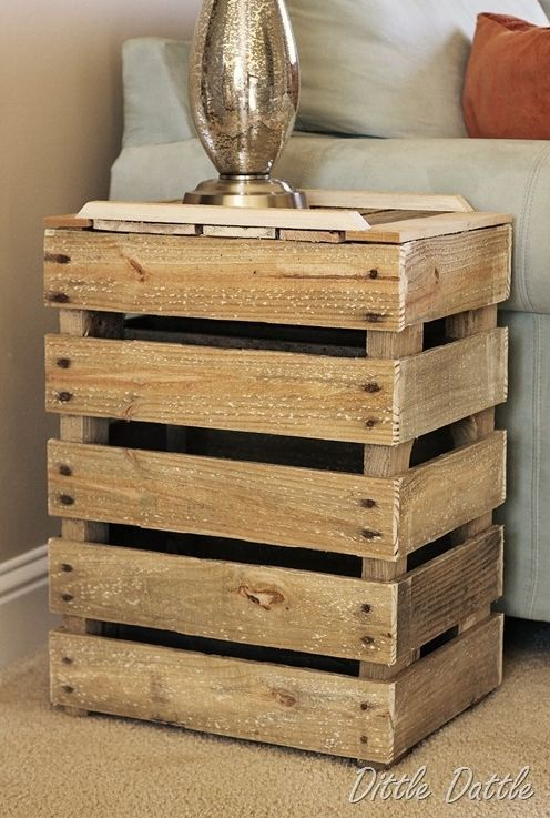 d0b270133e Budget Friendly Pallet Furniture Designs