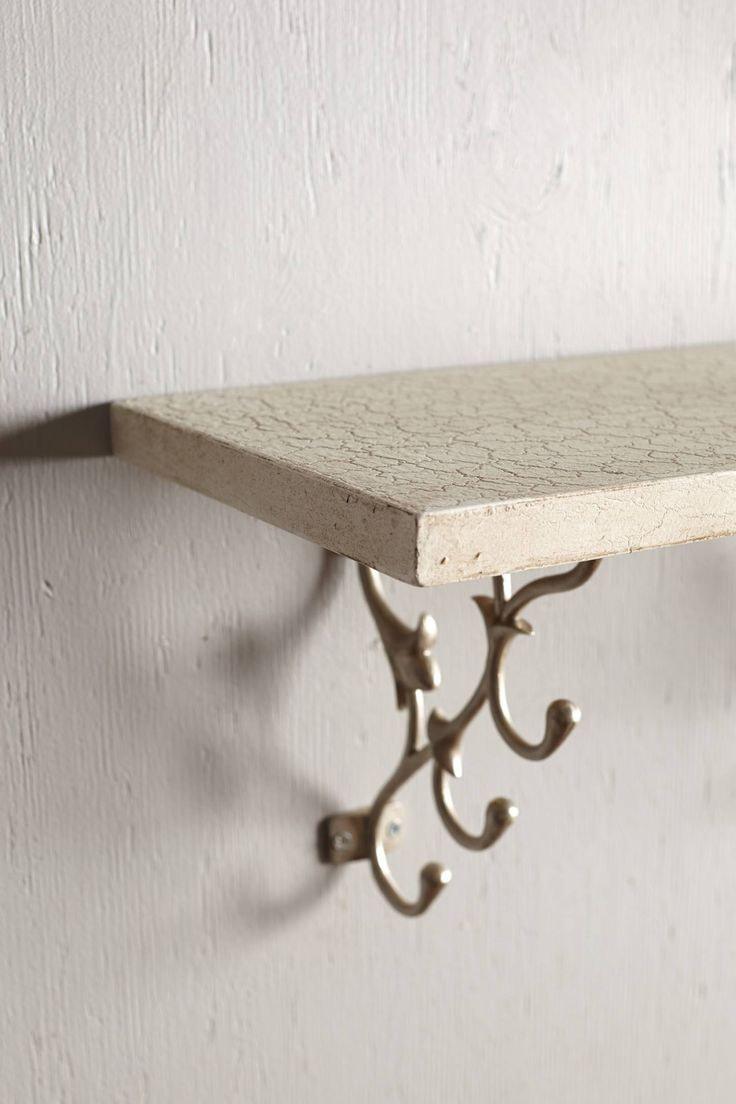 Glace Crackle Shelf - anthropologie.com