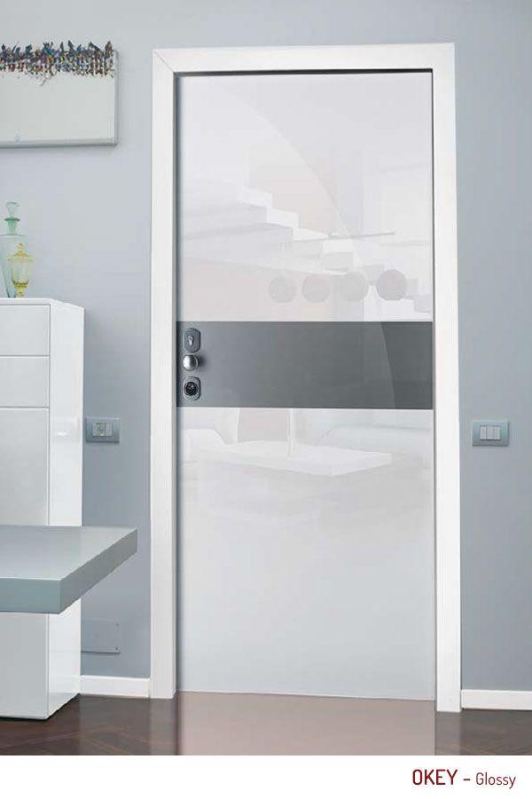 Oltre 25 fantastiche idee su porte d 39 ingresso su pinterest - Cambiare serratura porta ingresso ...