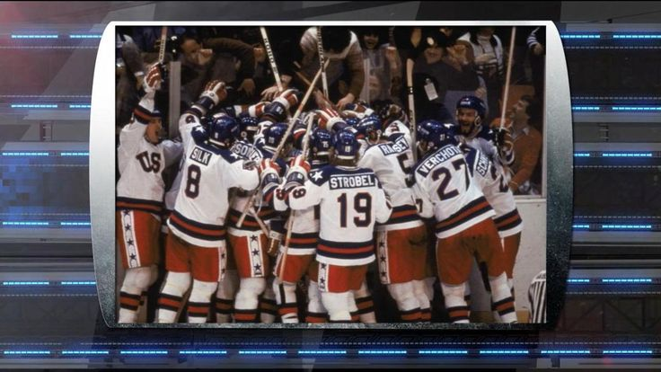 1980: In one of the great upsets in sports history, the United States defeats the Soviet Union 4-3 in their medal-round game at the 1980 Lake Placid Olympics. Mike Eruzione scores the tie-breaking goal midway through the third period, and goaltender Jim Craig finishes with 36 saves. Two days later, the U.S. defeats Finland to win its first Olympic hockey gold medal since 1960.