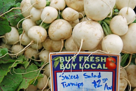 San Luis Obispo, CA Announces 'Buy Local' Food Policy