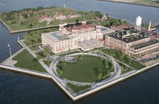 NYC. Ellis Island, wasn't open to the public till 1990's,  worth the time, very humbling