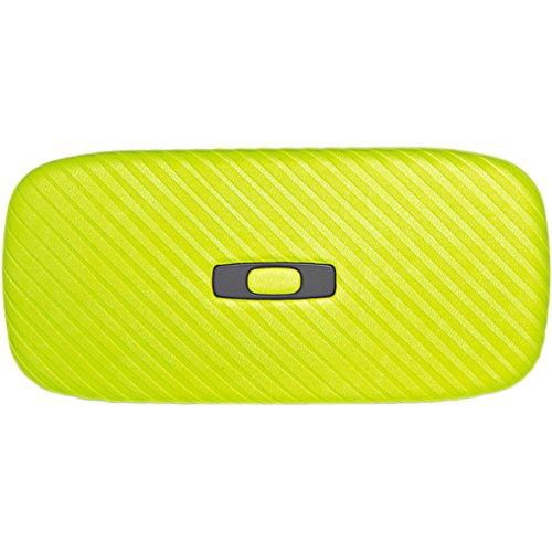 Oakley Square O Hard Adult Storage Case Sunglass Accessories - Neon Yellow / One Size