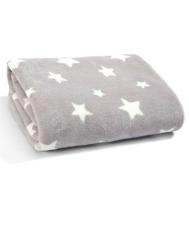 Millie & Boris - Large Fleece Blanket -120 x 160cm - View All - Mamas & Papas