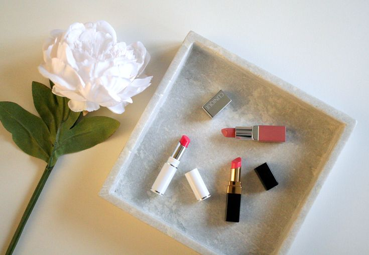Tall Girl's Fashion // 3 best moisturising lipsticks