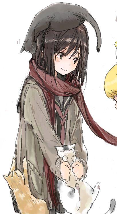 Oh Mikasa, so cute!
