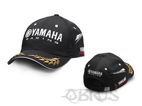 Yamaha Paddock Cap Paddock Blue is our Yamaha Racing branded collection for race professionals and fans. All logos are embroidered with the Yamaha Racing logo along with laurels that are extra embroidered in 3D Adjustable buckle strap £16.43 inc vat. All available to order from QBRUS 01621 893227
