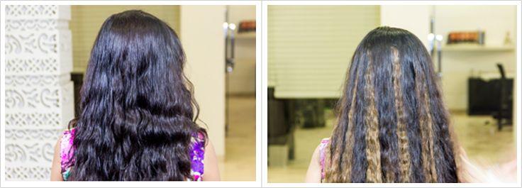 Best Human Hair Extension Highlights Online In Delhi