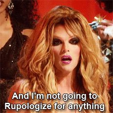 Some life lessons from RuPaul's Drag Race