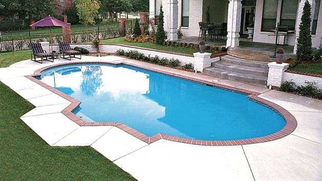 15 best pool designs images on pinterest swimming pool for Pool design basics