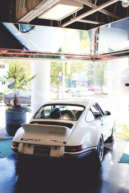 """dhylife: """" 911 Carrera RSR by DHY Photography """""""