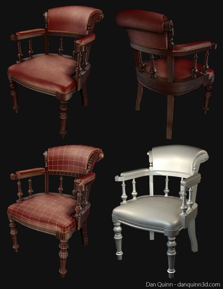 [UDK] Victorian Study - Polycount Forum