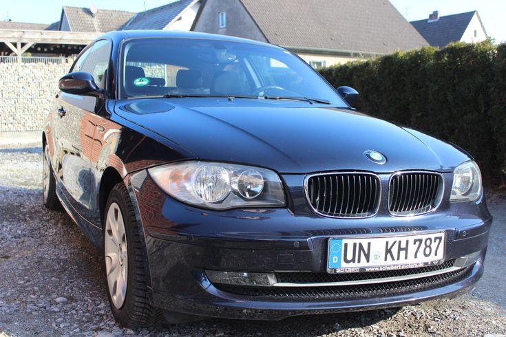 BMW 116i 3-Türer TÜV nagelneu!