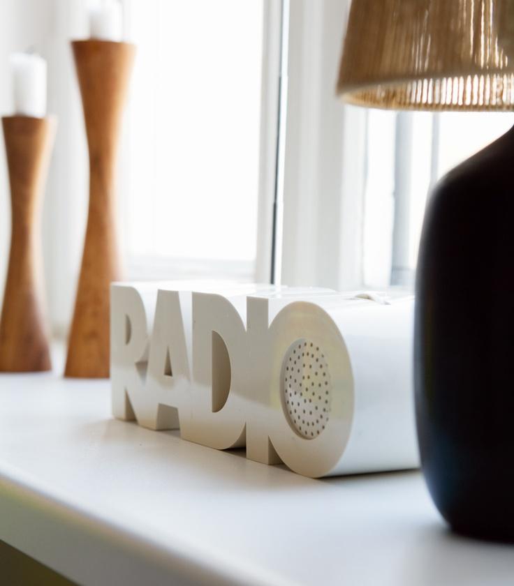 Cool radio!