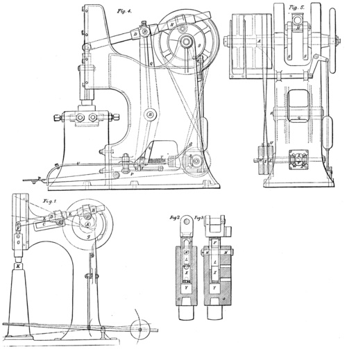 longworths power hammer with movable fulcrum