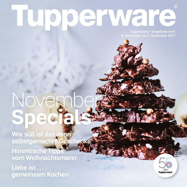 Tupperparty®-Angebote vom 6. November bis 3. Dezember 2017 Novem
